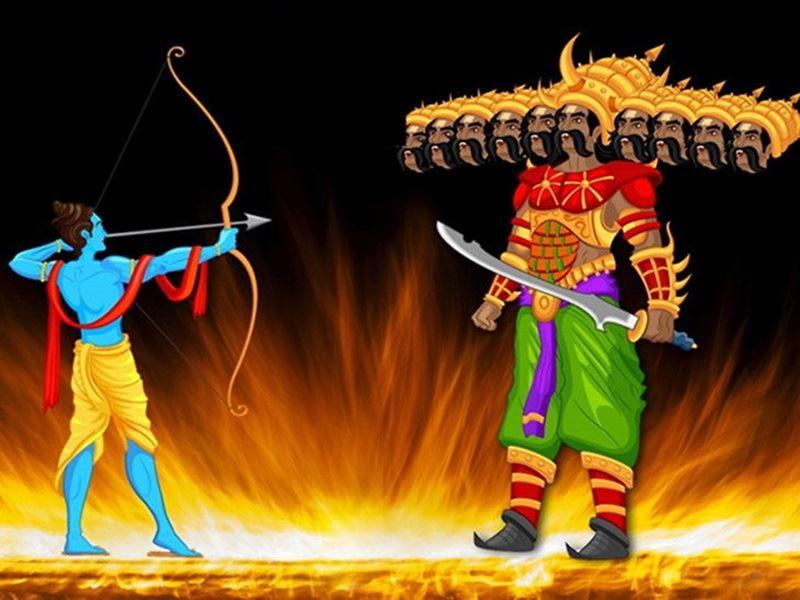 Dussehra 2020: शारदीय नवरात्र की नवमी के साथ दशहरे का संयोग