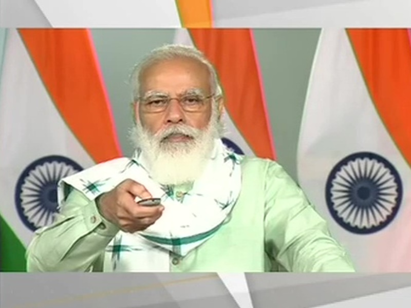 महाष्टमी पर गुजरात को तोहफा, PM Modi ने किया किसान योजना, हॉस्पिटल और रोप-वे का शुभारंभ