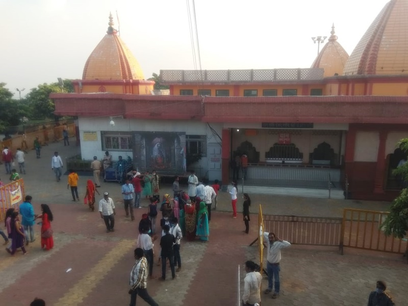 Navratri Ashtami 2020 : सलकनपुर मां विजयासन मंदिर में अष्टमी और नवमीं पर विशेष पूजा में पहुंचेंगे श्रद्धालु