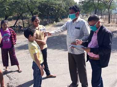 जावरा में आठ संक्रमित मिले मिले