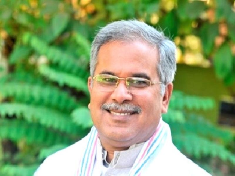 Raipur News : राजधानी में आज मुख्यमंत्री देंगे 33.25 करोड़ रुपये के कार्यों की सौगात