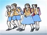 85 फीसद निजी स्कूलों के बच्चों ने उत्कृष्ट स्कूल में लिया प्रवेश