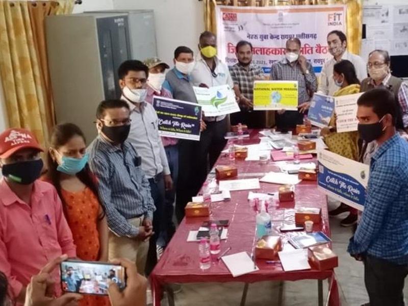 Raipur News : कौशल विकास के जरिए रोजगार दिलाने पर फोकस
