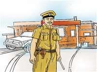 कुंभराज से अमेंठी जा रहा 400 बोरा मिलावटी धनिया पकड़ा,ट्रक जब्त कर थाने में रखवाया