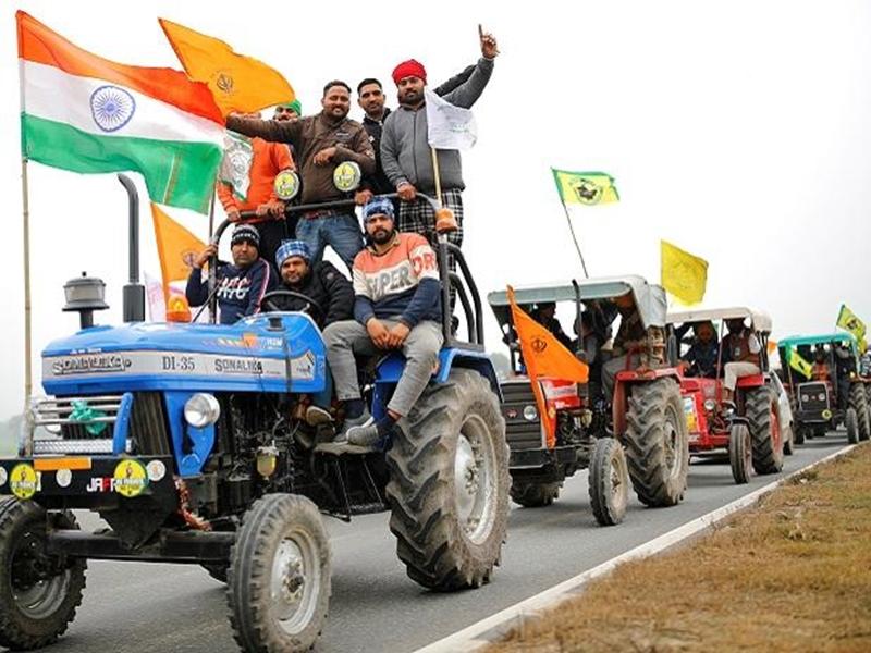 26 जनवरी ट्रैक्टर मार्च पर बनी सहमति, रूट्स पर अपना रुख साफ करेंगे किसान