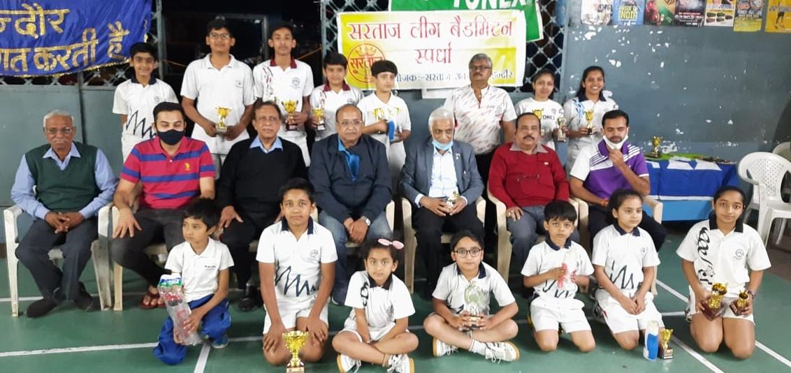 City Sports Indore News: सुमेश, प्रियांशी और संदिली सर्वश्रेष्ठ खिलाड़ी