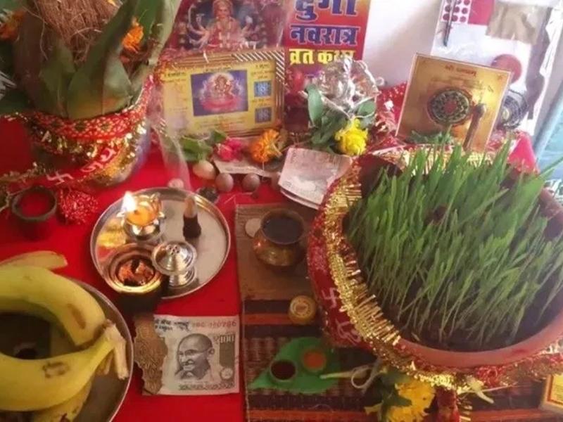 Chaitra Navratri 2020 : चैत्र नवरात्रि की कलश स्थापना के शुभ मुहूर्त, जानिए कैसे करें पूजन