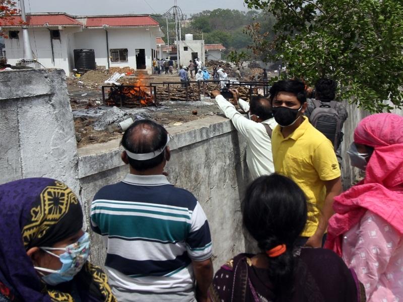 Bhopal News: भोपाल शहर में एक दिन में 164 लोगों का हुआ अंतिम संस्कार