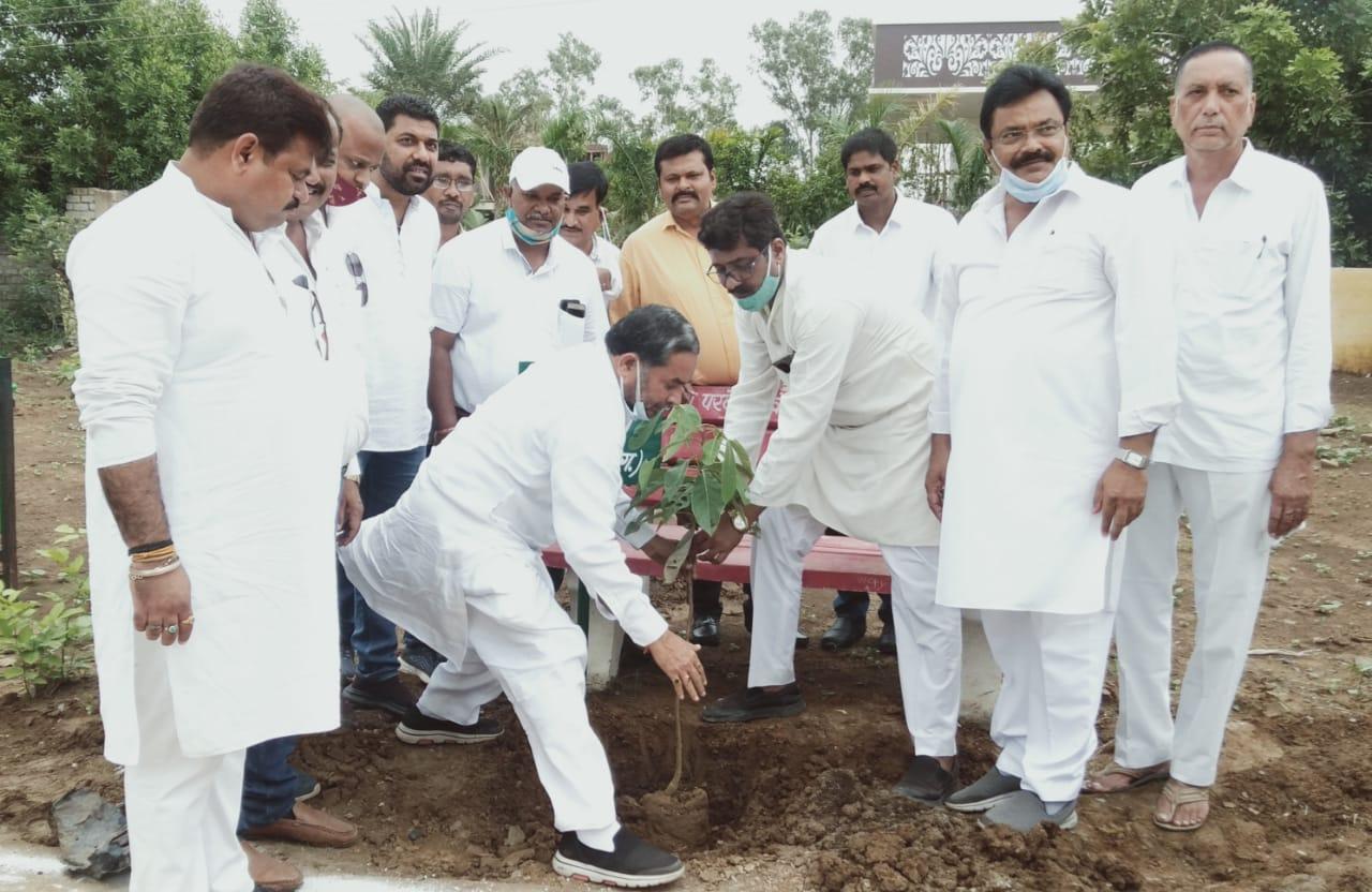 Bilaspur News: शहर हो या गाव बढ़ाई जाएगी हरियाली: महापौर