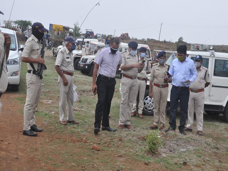 Madhya Pradesh Crime News: झाबुआ जिले में एक ही परिवार के तीन सदस्यों की हत्या