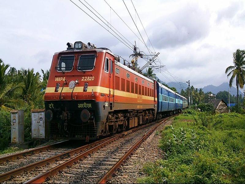 Railway Special Train: दुर्ग-अजमेर के बीच चार से साप्ताहिक स्पेशल ट्रेन की सुविधा