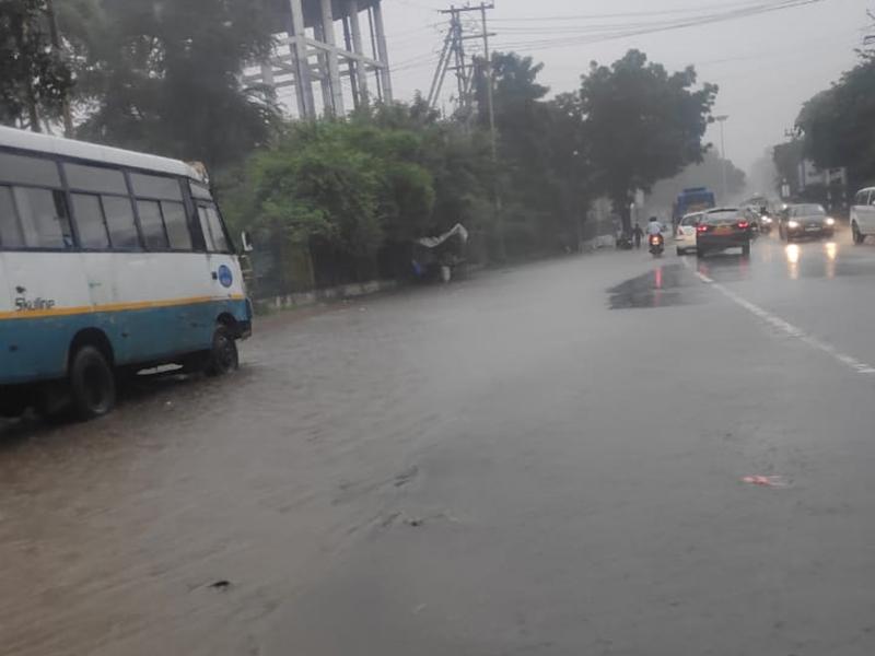 MP Monsoon Update: भोपाल, इंदौर, होशंगाबाद, उज्जैन, ग्वालियर, सागर संभाग में आरेंज अलर्ट