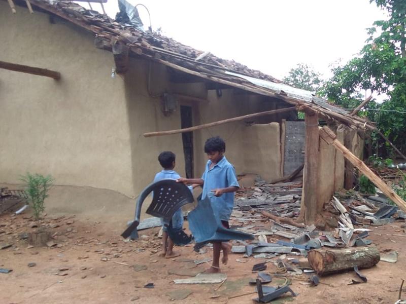 Chhattisgarh: पांच गांवों में इस बात को लेकर भड़की हिंसा, कई घर तोड़े, अब पुलिस बल तैनात