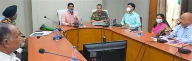 आदिवासी युवाओं को सेना में भर्ती कराने की पहल