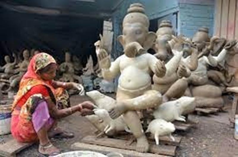 Jabalpur News : मूर्तिकार अपने हितों की रक्षा को लेकर उठाएंगे आवाज