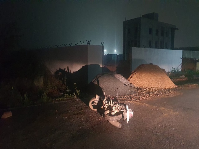 Bhind Short Encounter News: मालनपुर में शैतान से हुई पुलिस की मुठभेड़, पैर में गोली लगने के बाद साथी सहित पकड़ा