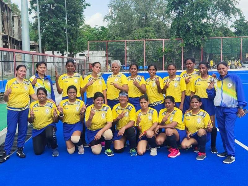 Chhattisgarh Women Hockey Team: दिल्ली को हराकर सेमीफाइनल में पहुंची छत्तीसगढ़ महिला हाकी टीम