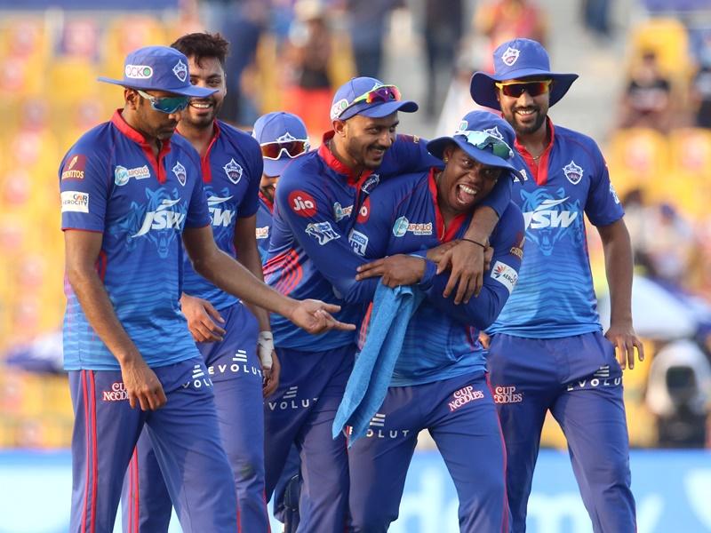 IPL 2021 : दिल्ली कैपिटल्स ने राजस्थान रॉयल्स को 33 रनों से हराया, बेकार गई संजू सैमसन की शानदार पारी