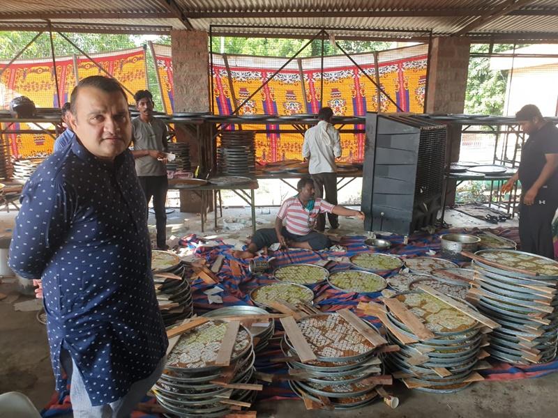 Jodhpur : 60 हजार से अधिक रीट परीक्षार्थियों को निशुल्क भोजन उपलब्ध करवा रहा है उत्कर्ष संस्थान