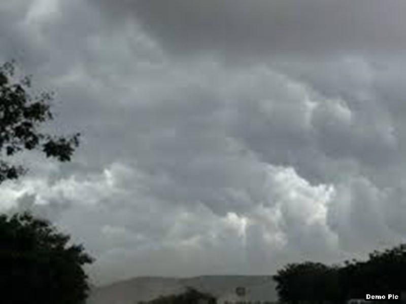 MP Weather News: मध्य प्रदेश के ऊपर बना कम दबाव तो मचले बादल