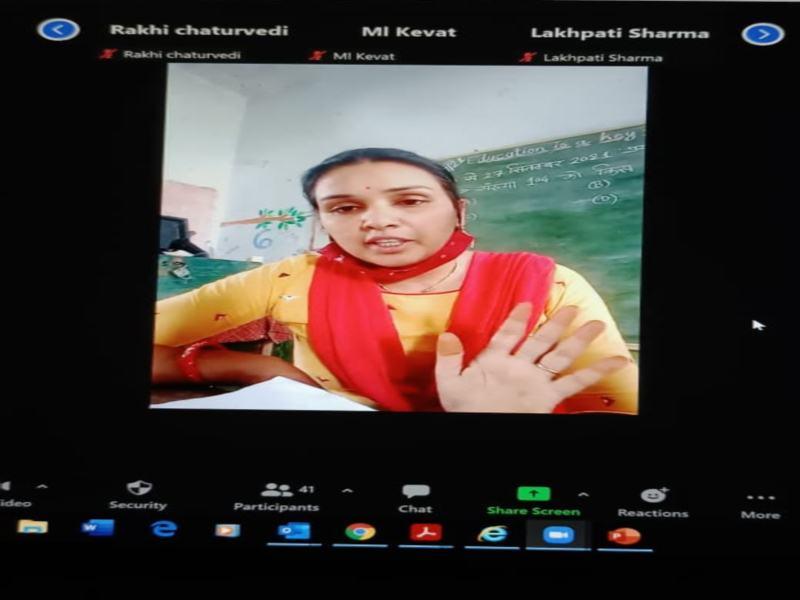 Bhopal News: कोविड के कारण उत्पन्न हुई शिक्षा की चुनौतियों को बच्चे व शिक्षक मिलकर अवसर में बदलेंगे