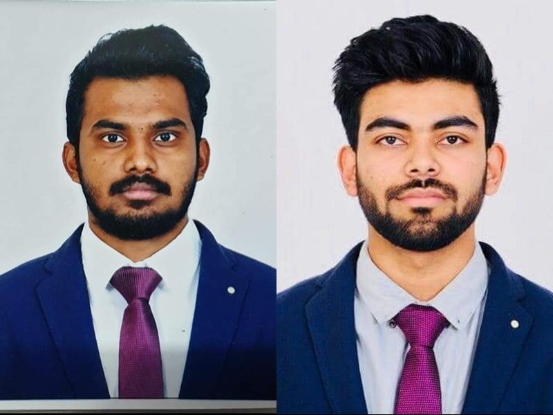 UPSC 2021 Result: यूपीएससी में अंबिकापुर के दो दोस्तों अजेश सेंगर व नेनिन वत्सल टोप्पो को मिली सफलता