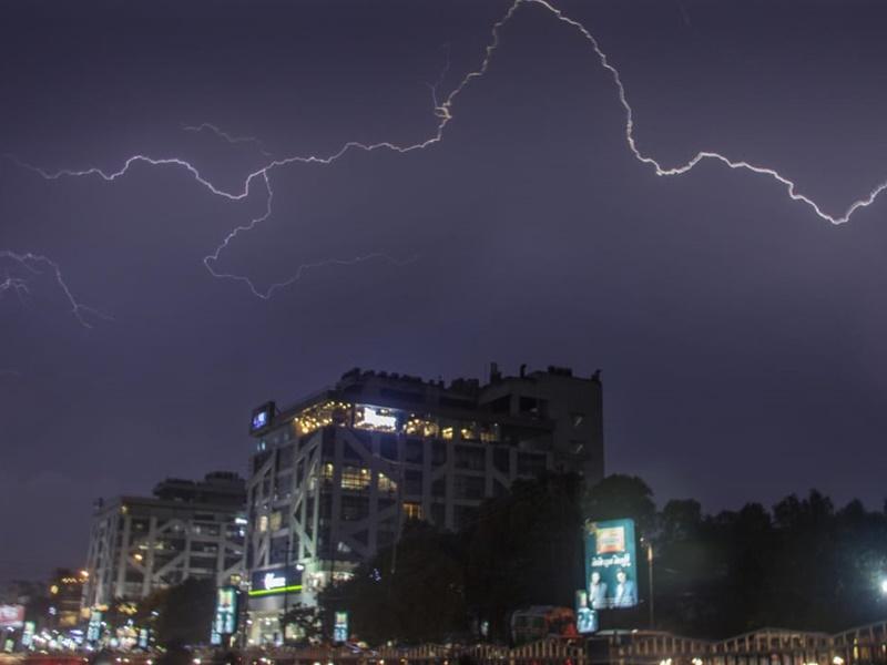 Weather Update Indore: दो अक्टूबर तक इंदौर में जारी रहेगा मध्यम से तीव्र बारिश का दौर