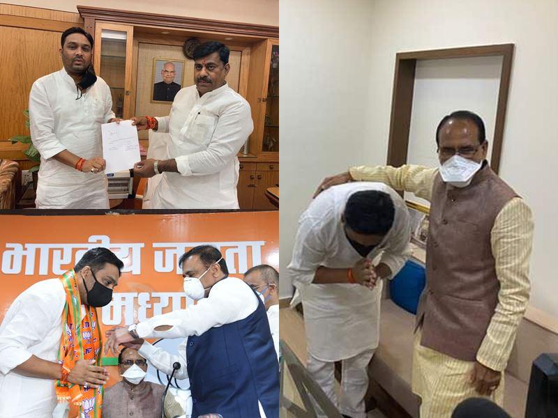 MP News: मध्य प्रदेश में एक और कांग्रेस विधायक राहुल लोधी ने दिया इस्तीफा, भाजपा में शामिल