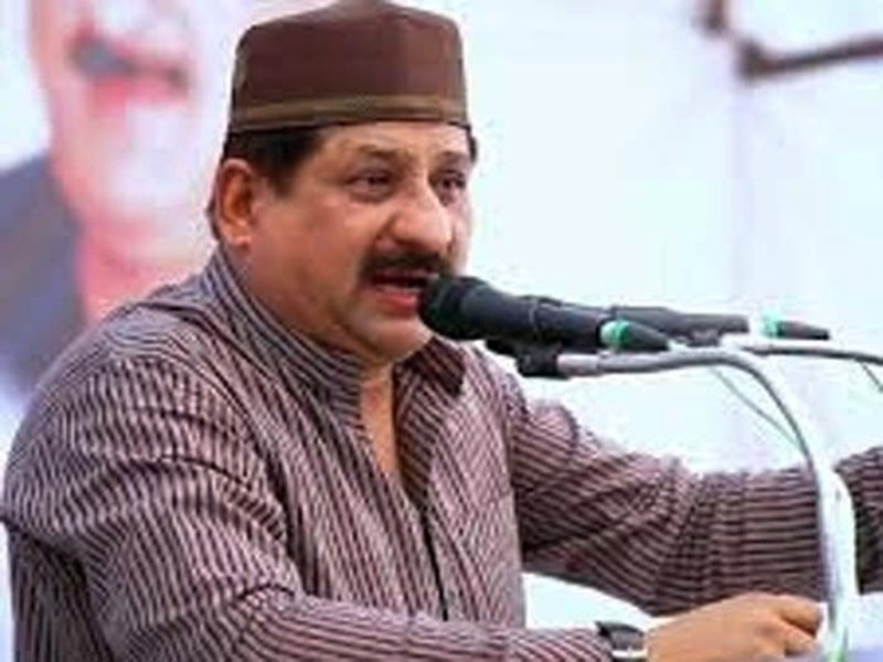 विधायक आरिफ मसूद के सरेंडर की संभावना को लेकर अलर्ट रही पुलिस