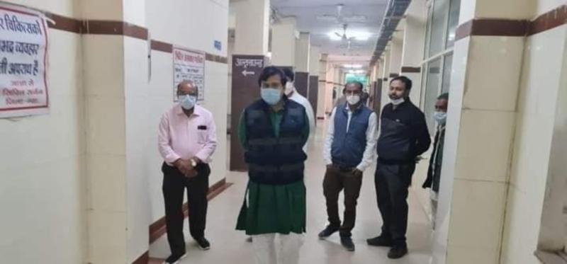 Gwalior News:  मल्टी स्पेशियलटी में हादसे के बाद निरीक्षण करने पहुंचे ऊर्जा मंत्री