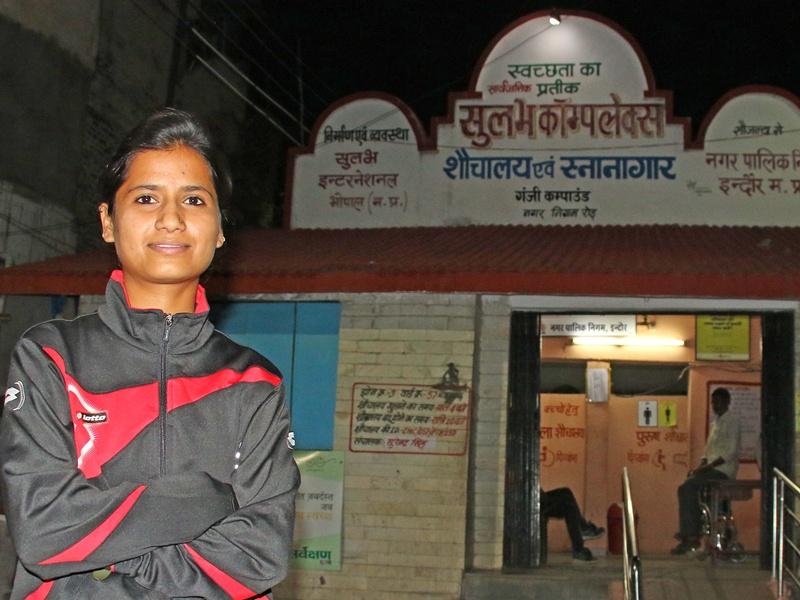 Indore Sports News: 10 साल शौचालय में रह देश के लिए जीतीं... तीन साल संघर्ष के बाद मिली नौकरी
