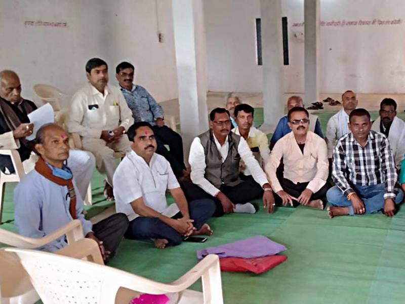Raipur News: सर्व सेन समाज का हुआ दीवाली मिलन समारोह