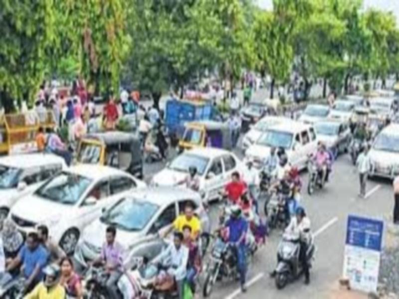Bhopal News : बदहाल ट्रैफिक का सबब बनेगा बुलेवर्ड स्ट्रीट का जंक्शन, प्लानिंग में गड़बड़ी