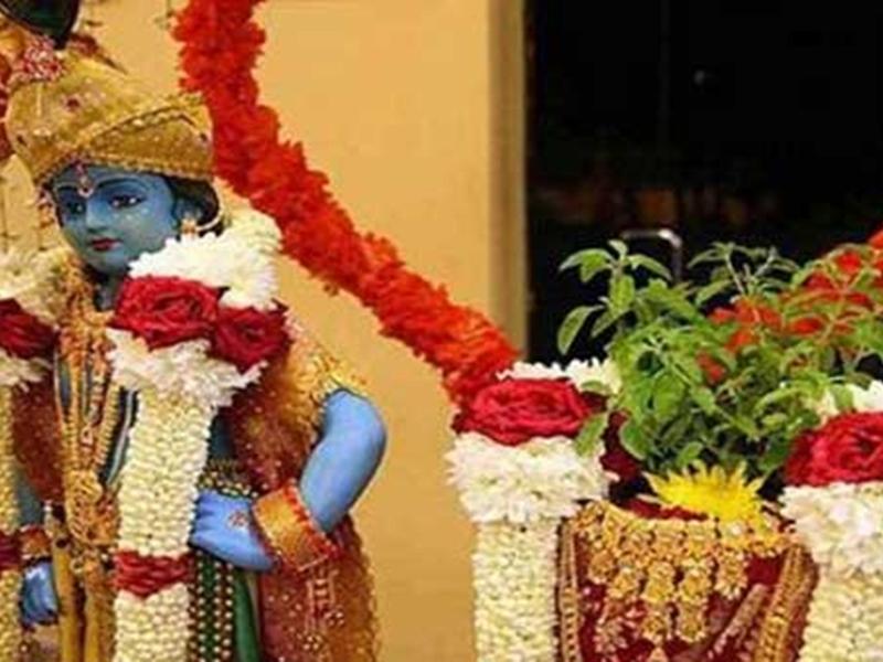 Tulsi Vivah 2020: आज भी हैं तुलसी विवाह के मुहूर्त, जानिए कब और कैसे करें पूजा