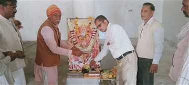 दतिया में भाजपा नेता डा. मिश्रा विधानसभा क्षेत्र में कई कार्यक्रमों में हुए शामिल