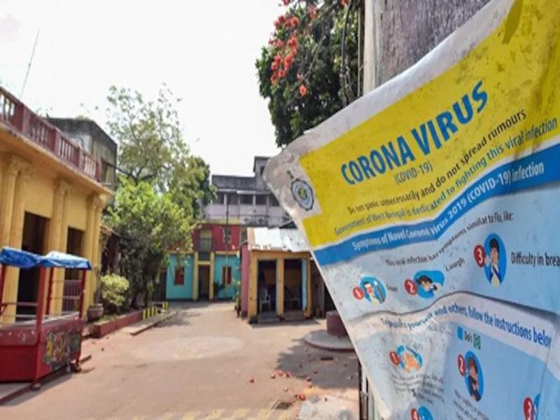 Coronavirus : उज्जैन में कोराना संक्रमण से एक और मौत, दुकानों पर कार्रवाई