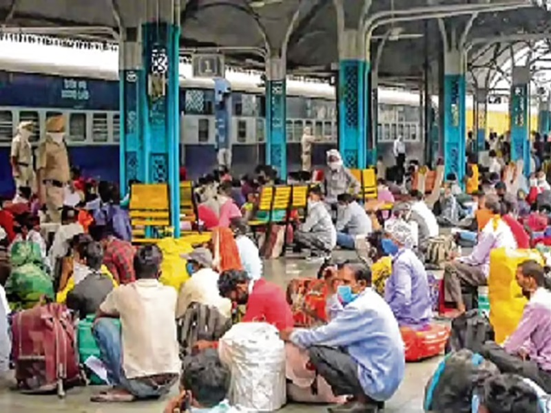 Bharat Bandh के कारण रेल सेवाओं पर असर, रेलवे ने रद्द की कई ट्रेनें, देखिए लिस्ट