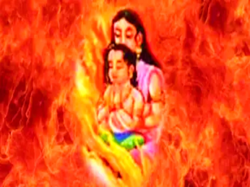 Holika Dahan: अपने बेटे के विष्णु पूजा से नाराज था हिरण्यकशिपु, जानें भक्त प्रह्लाद से लेकर होलिका दहन की पूरी कहानी