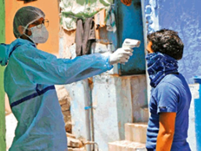Indore Coronavirus News Update : इंदौर में और मिले  79 पॉजिटिव, अब तक 119 लोगों की मौत