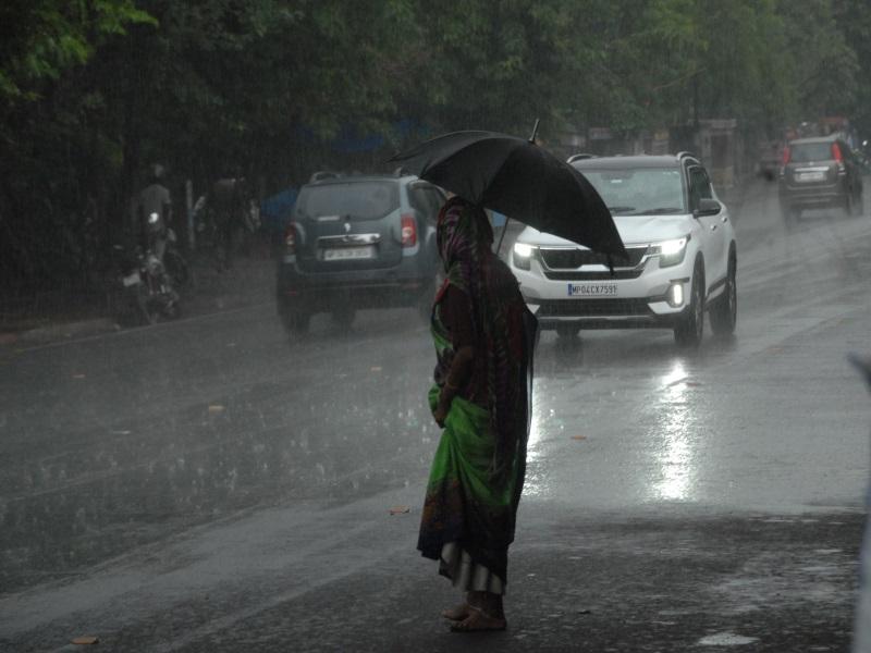 MP Monsoon Update: ग्वालियर-चंबल संभाग सहित पांच जिलों में भारी वर्षा को लेकर आरेंज अलर्ट