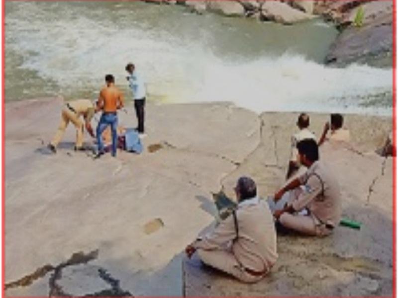 Gwalior Two youths drown in Sindh News: दोस्त को बचाने नदी में कूदा, दोनों बह गए