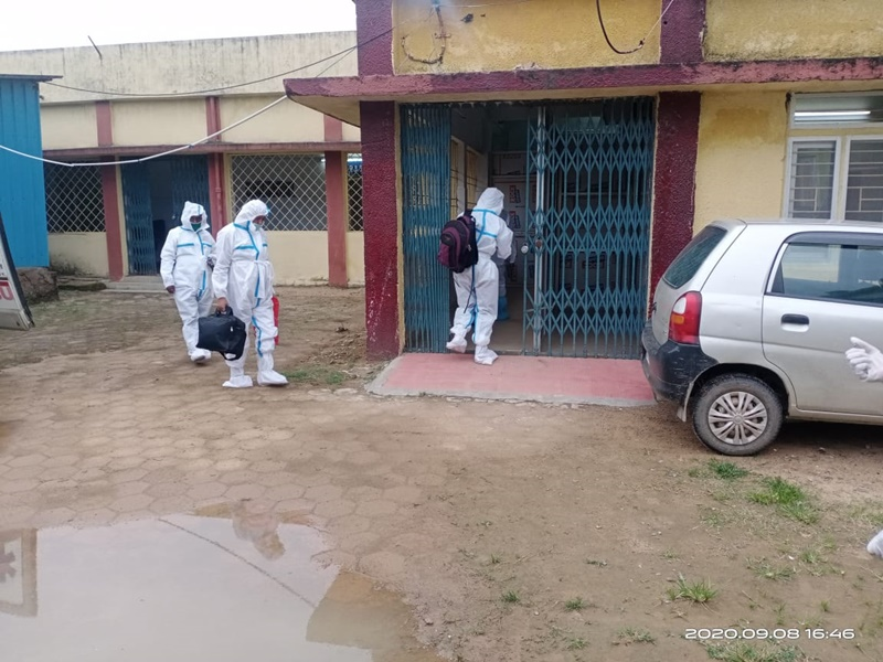 Coronavirus Update Chhattisgarh: इस शहर की केंद्रीय जेल में एक साथ 67 बंदी निकले कोरोना पाॅजिटिव