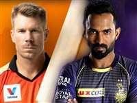 KKR vs SRH IPL 2020: केकेआर ने हैदराबाद को 7 विकेट से हराया, दर्ज की लीग में पहली जीत