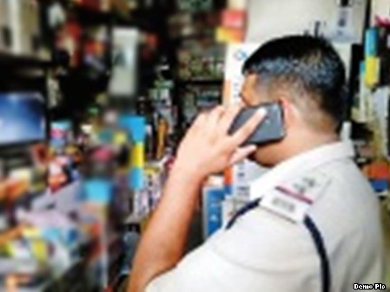 इंदौर में मिले आंध्र प्रदेश से लूटे गए डेढ़ करोड़ रुपये के मोबाइल फोन