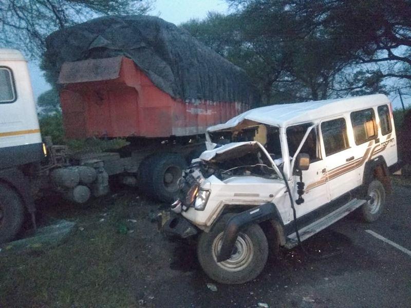 Accident in Ujjain: उज्जैन-देवास रोड पर बड़ा हादसा, 5 मजदूरों की मौत