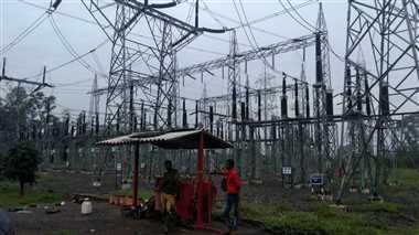 छह लाख लोगों ने बिना बिजली गुजारे आठ घंटे