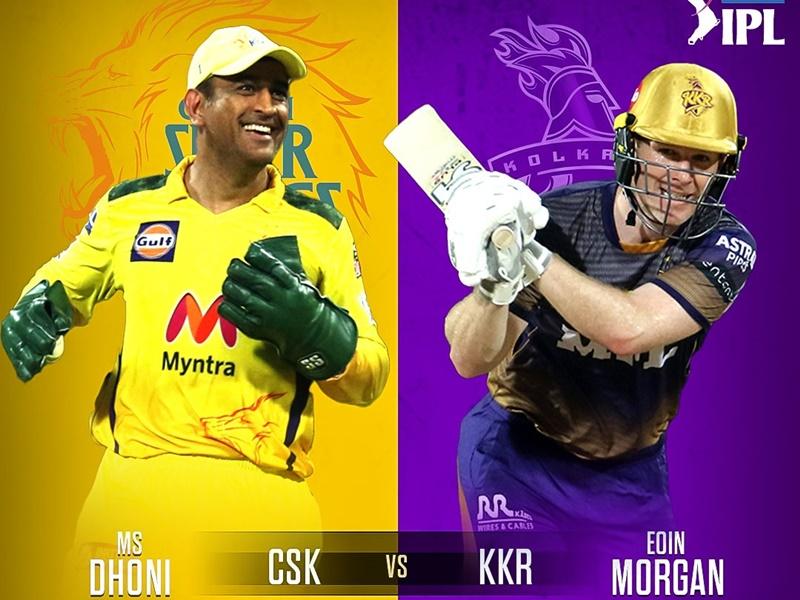 IPL 2021, CSK vs KKR : कड़े मुकाबले में चेन्नई ने 2 विकेट से जीता मैच, ऋतुराज-डुप्लेसी की शानदार पारी
