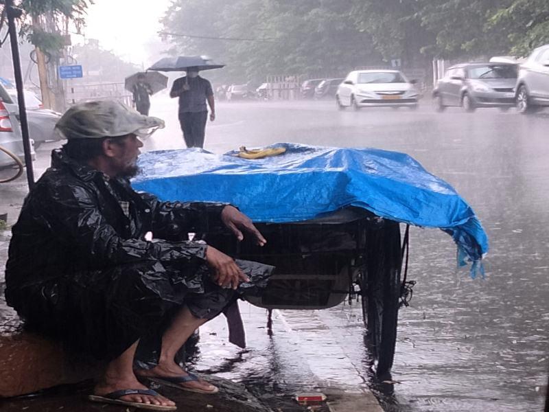 MP Weather Update: चक्रवाती तूफान गुल-आब के असर से मध्य प्रदेश के कई जिलों में बारिश के आसार