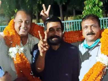 बीएसपी ओए पर एनके बंछोर का तीसरी बार कब्जा