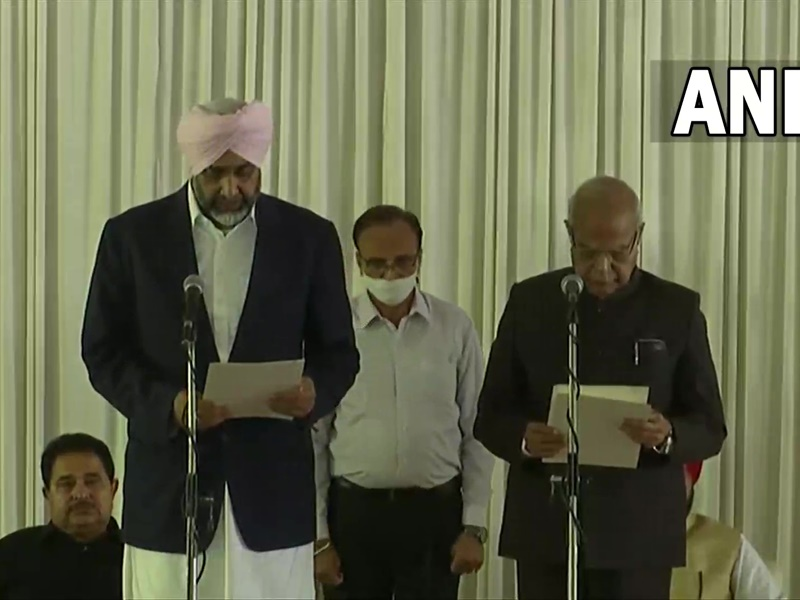 Punjab Cabinet Expansion: पंजाब में मंत्रिमंडल का विस्तार, 15 नये मंत्रियों ने ली शपथ